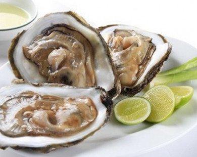 3 món hải sản giúp đàn ông thêm sung