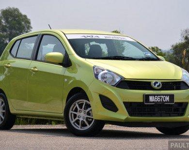 Xe nội địa Malaysia nhiều trang bị hơn Toyota Vios, giá 300 triệu