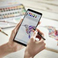 4 tính năng thú vị với bút S Pen của Galaxy Note 8