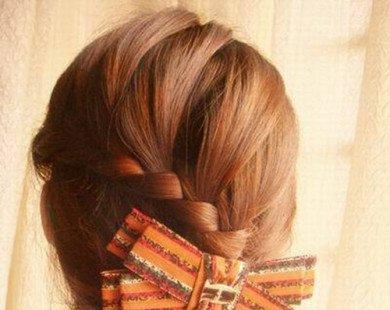 9 kiểu tóc đẹp dễ thực hiện nhất