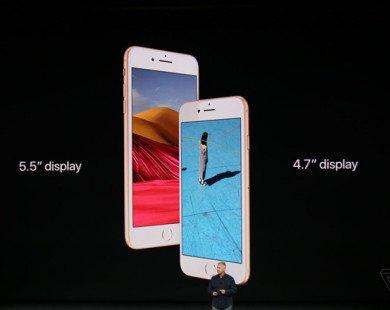 5 điểm khác biệt cơ bản của iPhone 8 và iPhone X