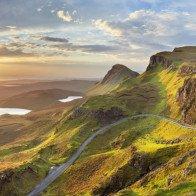"""Scotland được bình chọn là """"quốc gia đẹp nhất thế giới"""""""
