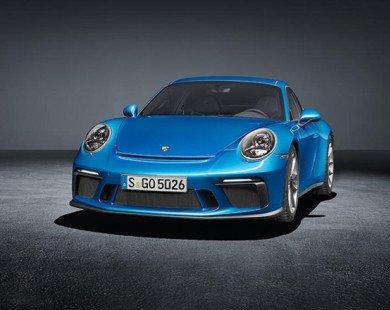 Porsche sản xuất gói nâng cấp mới trên 911 GT3