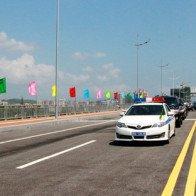 Khánh thành cây cầu hơn 330 tỷ nối Việt Nam - Trung Quốc