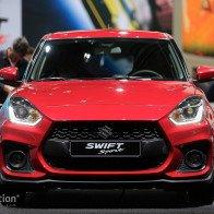 Suzuki Swift thế hệ mới thay đổi toàn diện