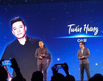 Hình ảnh ấn tượng trong buổi ra mắt Galaxy Note 8 tại Việt Nam