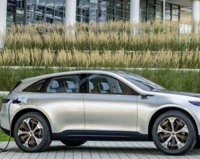 Mercedes cắt giảm kinh phí động cơ đốt trong để sản xuất xe điện