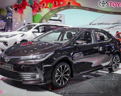 Toyota Corolla Altis 2017 giá từ 702 triệu đồng tại Việt Nam