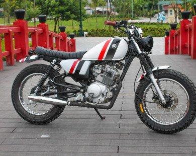 Yamaha YB125SP độ nhẹ nhàng của thợ Việt