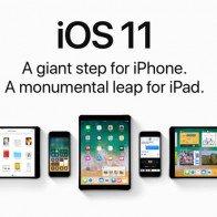 Chuẩn bị iPhone, iPad để cập nhật iOS 11 đêm nay