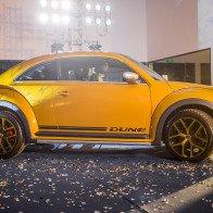Volkswagen Beetle Dune 2017 giá hơn 1,4 tỷ tại Việt Nam
