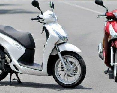 8 lỗi thường gặp của Honda SH Việt Nam