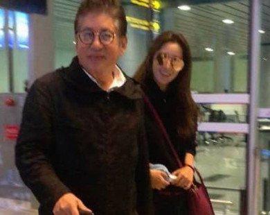 Kim Hee Sun cùng diễn viên gạo cội của