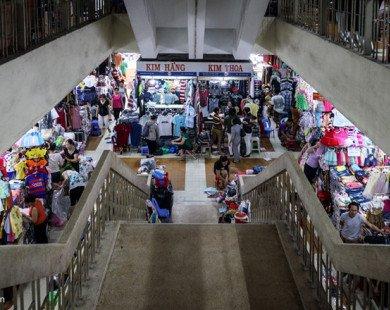 Quận 5 bất ngờ thay toàn bộ Ban quản lý chợ An Đông