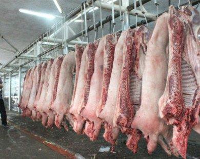 Giá tăng mạnh, người Sài Gòn giảm mua thịt sau vụ heo bị tiêm thuốc