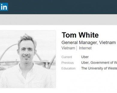 Uber Việt Nam đã có CEO tạm thời thay ông Đặng Việt Dũng?