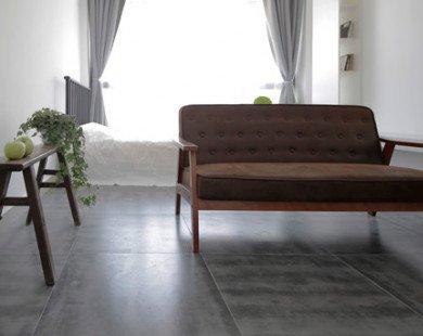 Căn hộ 36 m2 thiết kế tinh tế cho một người ở