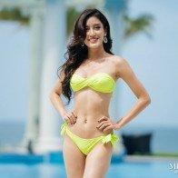 10 thí sinh Hoa hậu Hòa bình được yêu thích nhất vòng thi áo tắm