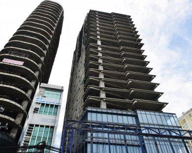 Biệt thự, chung cư ở Sài Gòn liên tiếp bị ngân hàng siết nợ