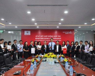 Maritime Bank triển khai dịch vụ thu hộ tiền điện trên địa bàn TP.Hà Nội