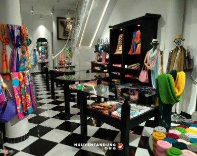 Ông chủ Khaisilk thừa nhận bán khăn 'made in China' và cúi đầu xin lỗi
