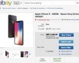 Giá iPhone X có thể lên đến 100 triệu đồng ở Việt Nam