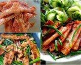 5 cách chế biến thịt ba chỉ ngon quên sầu, ai ăn cũng mê tít