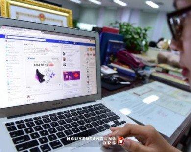 Sửa luật để thu thuế Google, Facebook