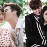 Buồn ngủ vì 5 cặp đôi phim Hàn có tương tác