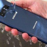 Khách hàng tố đặt mua Galaxy Note 8 mới 100% trên Lazada nhưng nhận được máy bị bóc niêm phong