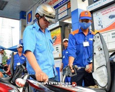 Giá xăng tiếp tục tăng từ 15h