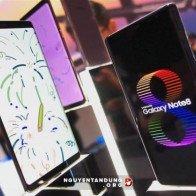 Thực hư việc Viettel Store âm thầm thu thập dữ liệu người dùng khi mua Note 8