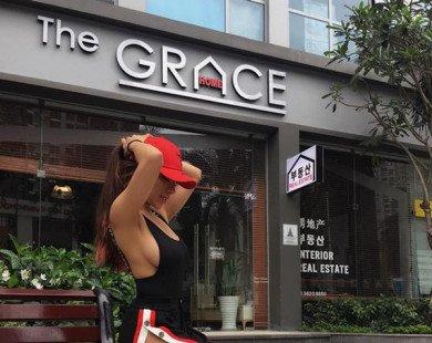 Stylist sexy nhất Việt Nam hễ ra phố là hút ánh nhìn