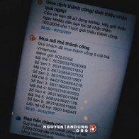 Mất tiền trong tài khoản, người dùng nghi ví MoMo bị hack