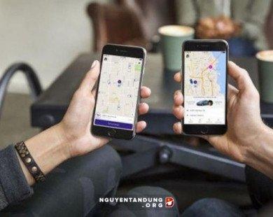 """Taxi truyền thống tung chiêu mới """"quyết đấu"""" Uber, Grab"""