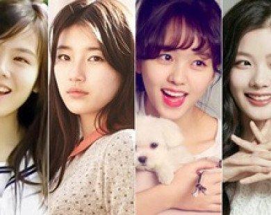 Sau Son Ye Jin, Suzy, ai sẽ là tình đầu quốc dân tiếp theo của xứ Hàn?
