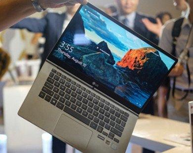 5 laptop mỏng nhẹ hấp dẫn nhất 2017