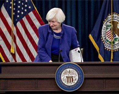 Fed tăng lãi suất, dự báo thêm 3 lần tăng trong năm 2018