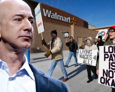 """""""Đấu trường đẫm máu"""" Amazon: Nơi bạn bị đuổi việc khi chăm bố mẹ ốm, con nhỏ hay bản thân lâm trọng bệnh"""