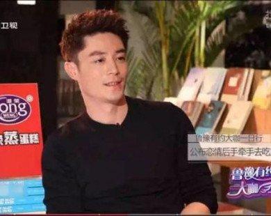 Hoắc Kiến Hoa lần đầu thừa nhận fan bỏ đi hết khi anh tuyên bố kết hôn với Lâm Tâm Như