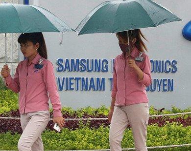 Hàng điện thoại, điện tử chiếm 33% xuất khẩu của Việt Nam