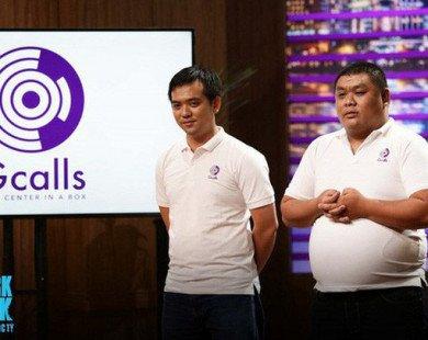 Dù bị tới 4/5 cá mập chê, Gcalls có gì hấp dẫn khiến shark Vân Linh tuyên bố 'tiền không quan trọng' và quyết đầu tư ngay 1 triệu USD?