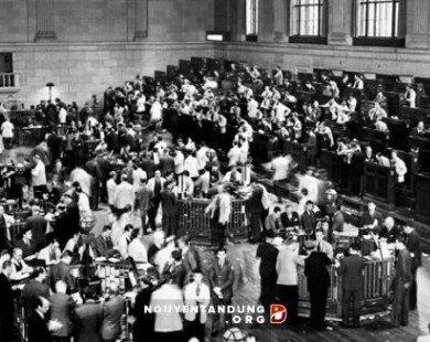 Cơn sốt tiền ảo sẽ kết thúc như Đại khủng hoảng năm 1929?