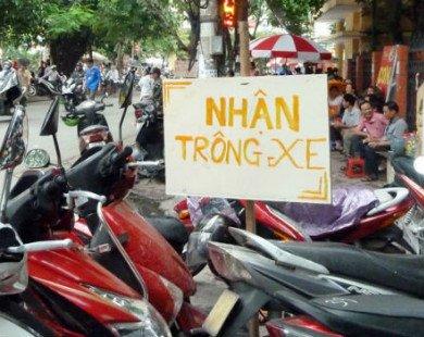 Hà Nội tăng giá trông giữ xe tại các quận trung tâm từ 1/1/2018