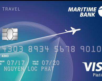 Maritime Bank nhận giải thưởng Ngân hàng có sản phẩm Thẻ tín dụng du lịch hoàn tiền tốt nhất Việt Nam năm 2017