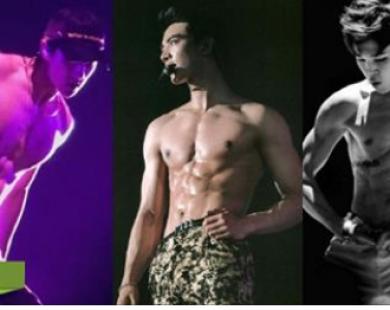 Choáng ngợp trước body siêu thực của các nam thần Kpop qua loạt ảnh chưa chỉnh sửa