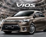 Top 10 ôtô bán chạy 2017: Toyota Vios không có đối thủ