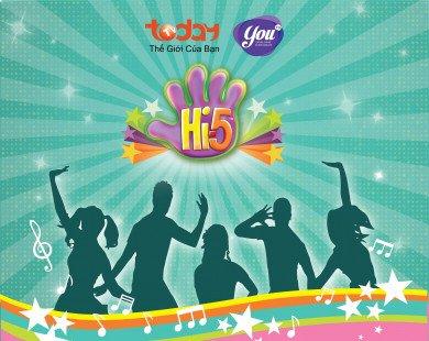 Hi5 phiên bản Việt tuyển chọn tài năng biểu diễn