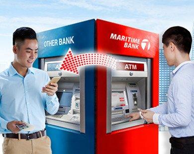 Maritime Bank tăng cường kênh giao dịch  giúp khách hàng chuyển tiền nhanh 24/7 dịp Tết Nguyên đán