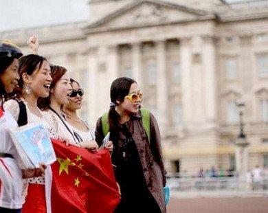 Khách du lịch Trung Quốc nắm sức mạnh làm thay đổi kinh tế thế giới?